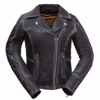 First Classics Women's Arcadia Leather Jacket