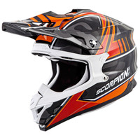 Scorpion VX-35 Miramar Helmet Orange Camo