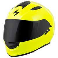Scorpion EXO-T510 Helmet Yellow