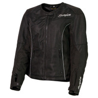 Scorpion Verano Women's Jacket Black
