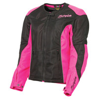 Scorpion Verano Women's Jacket Pink
