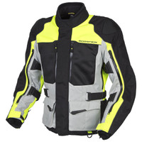 Scorpion Yosemite Hi-Viz Jacket Front View