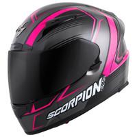 Scorpion EXO-R2000 Launch Women's Helmet Side View