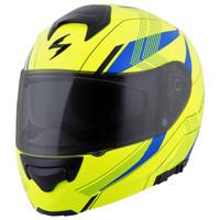 Scorpion EXO-GT3000 Sync Hi-Viz Helmet 1