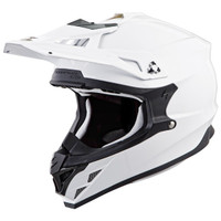 Scorpion VX-35 Helmet - Solid White