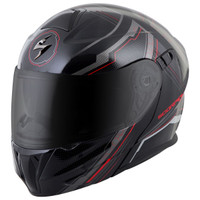 Scorpion EXO-GT920 Satellite Helmet Red
