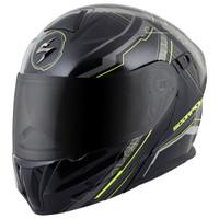 Scorpion EXO-GT920 Satellite Helmet Yellow
