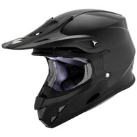Scorpion VX-R70 Solid Helmet Black