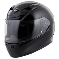 Scorpion EXO-R710 Solid Helmet Black
