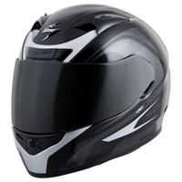Scorpion EXO-R710 Focus Helmet Silver