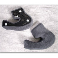 Shoei Multitec / RJ Platinum-R Cheek Pads 2