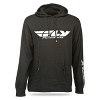 Fly Racing Youth Corporate Hoody Black