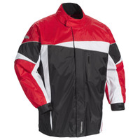 Tour Master Defender 2.0 Two Piece Rain Suit Red
