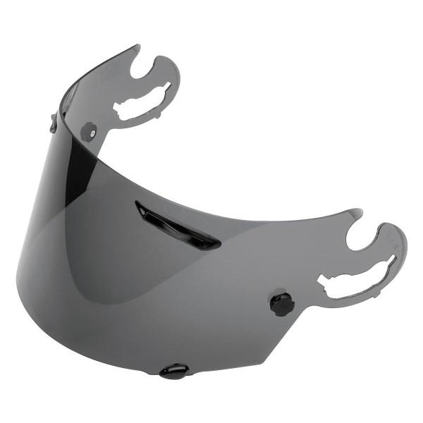 Arai SAQ Face Shield With Tear-Off Posts Dark Smoke
