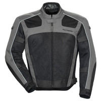 Tour Master Draft Air 3 Jacket Gray
