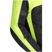 Tour Master Draft Air 3 Jacket Hi Viz Arm