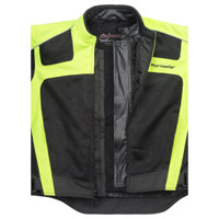 Tour Master Draft Air 3 Jacket Hi Viz Front Closure