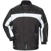 Tour Master Elite 3 Rain Jacket 2S Black