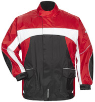 Tour Master Elite 3 Rain Jacket 2S 3 Red
