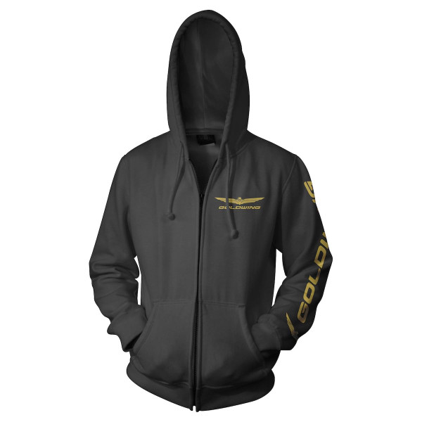 Honda Goldwing Hoody Black