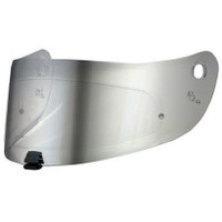 HJC HJ-17 Pinlock-Ready Face Shield RST Silver