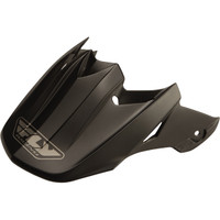 Fly Racing Universal Fit Helmet Visor Black
