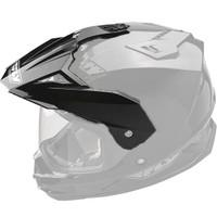 Fly Racing Replacement Visor for Trekker DS Helmet - 2015 Black