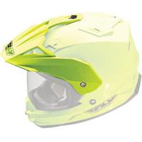 Fly Racing Replacement Visor for Trekker DS Helmet - 2015 Yellow
