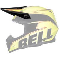 Bell Moto-9 Emblem Helmet Visor Yellow