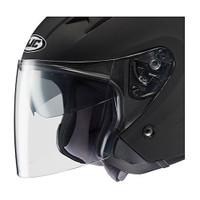 HJC HJ-17J Face Shield Clear