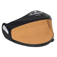 HJC HJ-09D Dual Lens Face Shield Amber