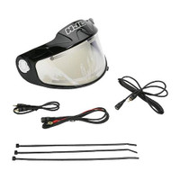 HJC HJ-07 Electric Snow Face Shield Clear