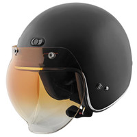 Speed and Strength Universal Bubble Shield Amber Gradient