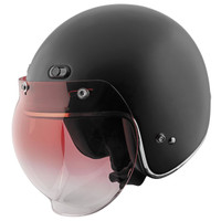 Speed and Strength Universal Bubble Shield Red Gradient