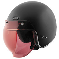 Speed and Strength Universal Bubble Shield Red