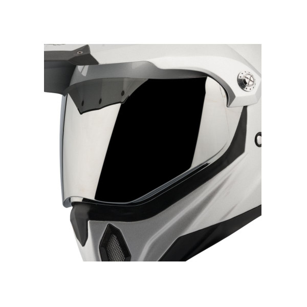 Speed and Strength SS2500 Face Shield Silver