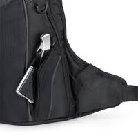Viking Motorcycle Medium Backpack Inside Pocket View
