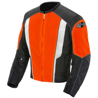 Joe Rocket Phoenix 5.0 Jacket Orange