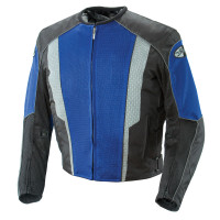 Joe Rocket Phoenix 5.0 Jacket Blue