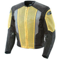 Joe Rocket Phoenix 5.0 Jacket Yellow