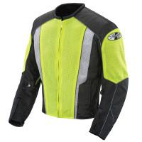 Joe Rocket Phoenix 5.0 Jacket Neon