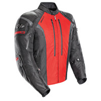 Joe Rocket Atomic 5.0 Jacket Black/Red