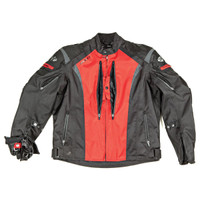 Joe Rocket Atomic 5.0 Jacket Black/Red5