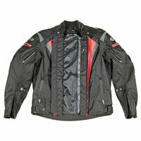 Joe Rocket Atomic 5.0 Jacket Black/Red6