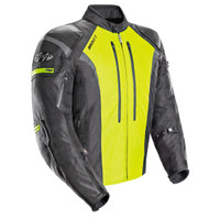 Joe Rocket Atomic 5.0 Jacket Black/Hi-Viz