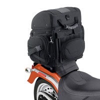 Medium Motorcycle Back Seat Luggage 4
