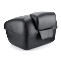 Viking Premium Leather Wrapped Hard Trunk 4