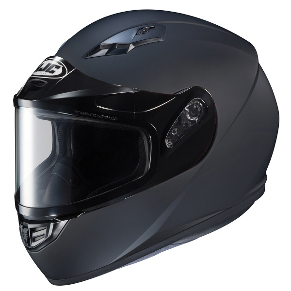 HJC CS-R3 Snow Helmet With Dual Lens Shield