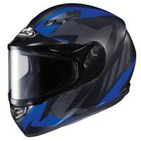 HJC CS-R3 Treague Helmet With Dual Lens Shield 4