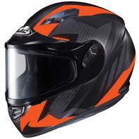 HJC CS-R3 Treague Helmet With Dual Lens Shield 6